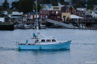 Wicked Tuna Hot Tuna Filming Gloucester Harbor copyright Kim Smith - 3 of 9