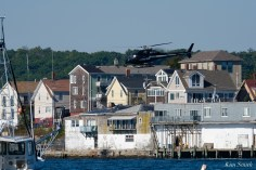 Wicked Tuna Filming Gloucester Harbor Boston Executive Helicopters copyright Kim Smith - 10 of 10