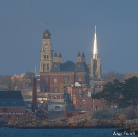 City Hall St. Anns After Storm Gloucester Essex County Massachusettts copyright Kim - 12 of 27