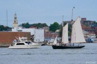 Schooner Parade of Sail Alert Gloucester 2021 copyright kim Smith - 9 of 52