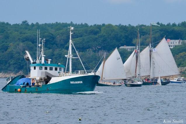 Schooner Parade of Sail Gloucester 2021 copyright kim Smith - 33 of 52