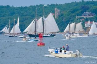 Schooner Parade of Sail Gloucester 2021 copyright kim Smith - 38 of 52