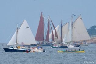 Schooner Parade of Sail Gloucester 2021 copyright kim Smith - 43 of 52