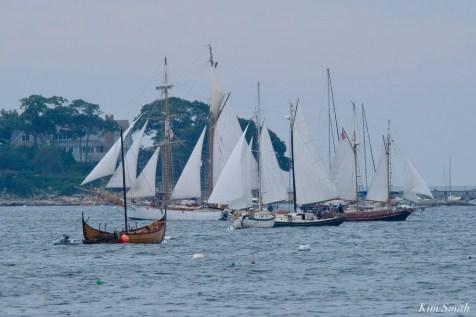 Schooner Parade of Sail Gloucester 2021 copyright kim Smith - 45 of 52