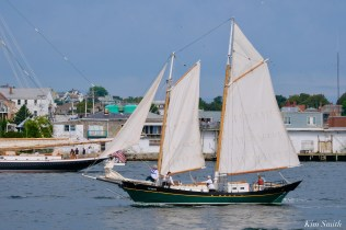 Schooner Parade of Sail Sycamore Gloucester 2021 copyright kim Smith - 30 of 52