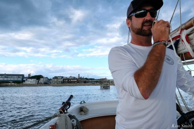 Schooner Thomas Lannon Schooner Challenge Gloucester Essex County copyright Kim Smith - 3 of 34