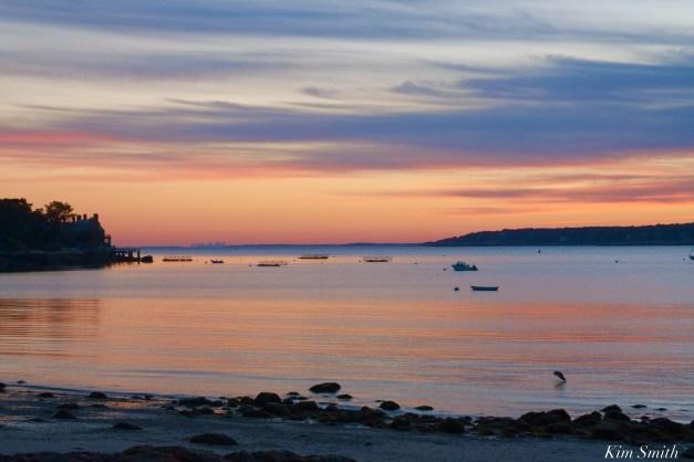 Niles Beach Twilight Eastern Point Essex County copyright Kim Smith - 7 of 8