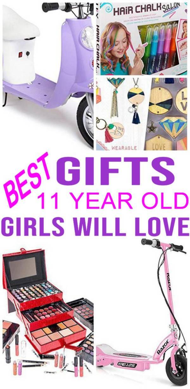 Best Gifts 11 Year Old Girls Will Love Tween Birthday