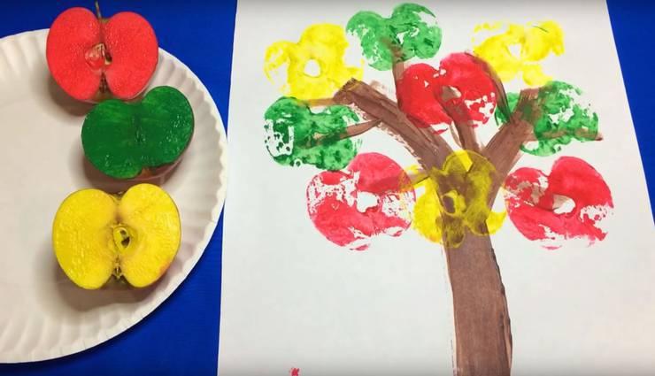 Fun Preschool Apple Crafts Best Apple Craft Ideas