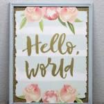Dollar Store Spring Decor Easy Diy Crafts Simple Decoration Ideas Awesome Fun Dollar Tree Hacks