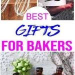 Easy Gifts For Bakers Best Gift Ideas For Birthdays Christmas Gifts Creative Unique Cute Presents