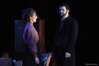 The Cherry Orchard , FSU/Asolo Conservatory, Photo by Frank Atura