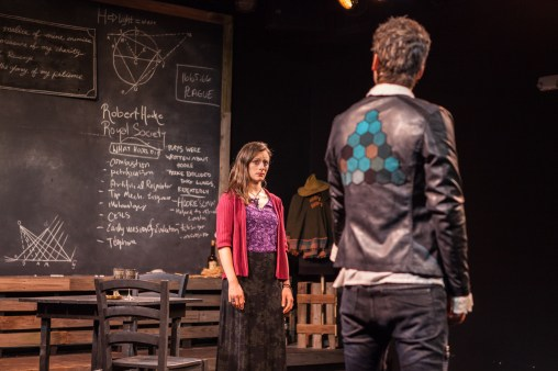 CURRENT PROJECT: Isaac's Eye, Urbanite Theatre, Photo by Don Daly