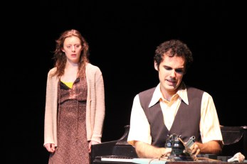 The Two Character Play, FSU/Asolo Conservatory, Evan White
