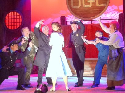 Urinetown, The Grand Theatre, Photo by Steve Fidel