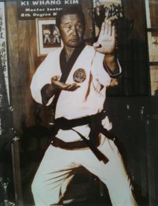 Ki Whang Kim 1970s
