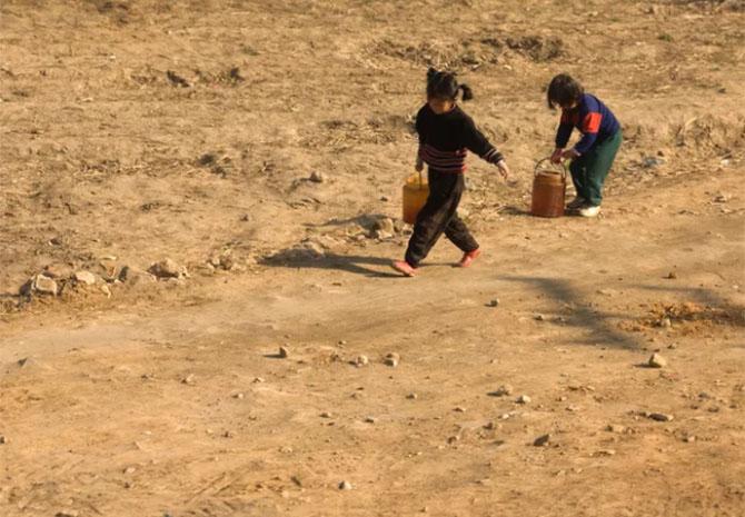 북한사진2 촬영이 금지된 북한풍경을 찍은 여행 사진작가의 작품