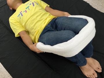타올1 허리통증 완화! 요통에 좋은 4가지 스트레칭 및 숙면 베개 만들기