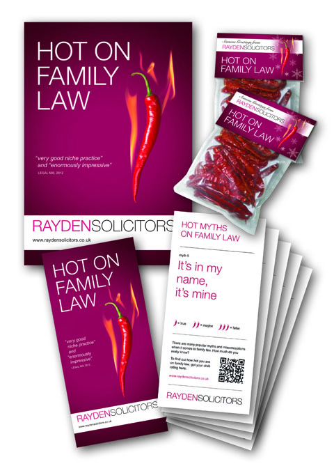 Rayden solicitors - Hot on Family law Jan 2014