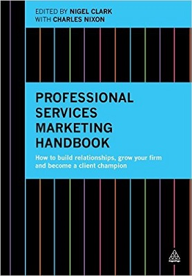 Book review: Professional Services Marketing Handbook | Kim Tasso