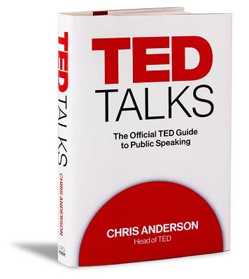 Presentation skills - TED Talks by Chris Anderson