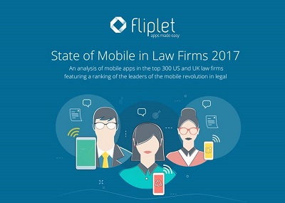 Mobile apps in law firms 2017