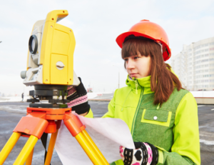 How do we get more women into surveying?