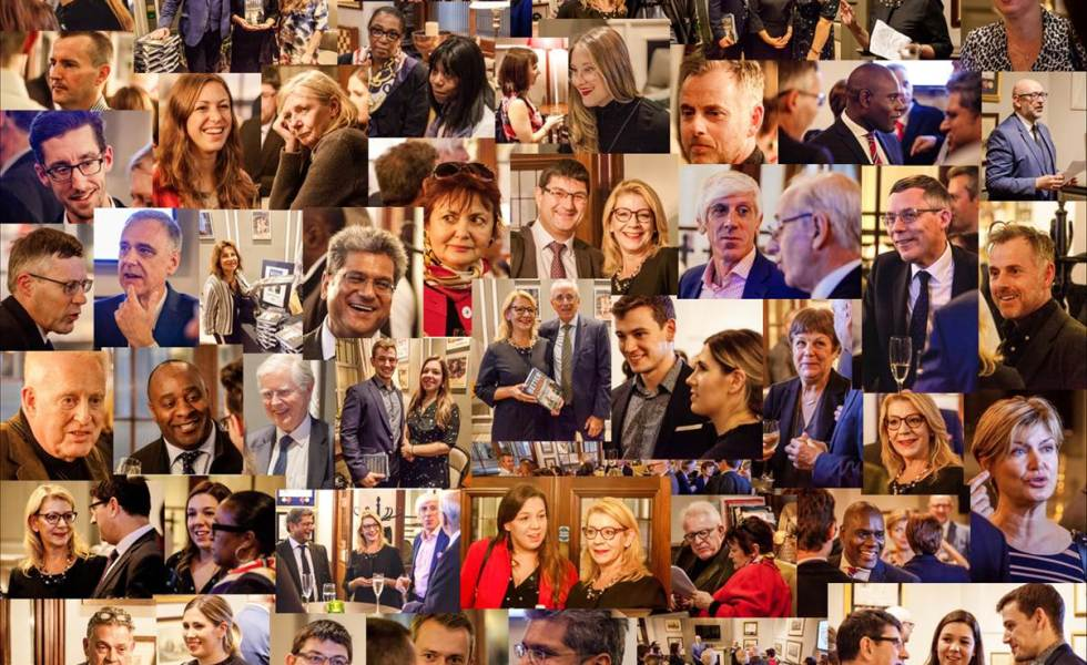 Better Business Relationships Book Launch Bloomsbury October 2018