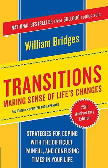 Change management: Your personal transition - Endings, neutral zone and new beginnings