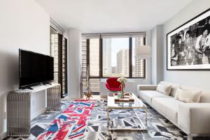 Stunning 1 Bedroom  + Home Office in the Heart of FIDI!! photo