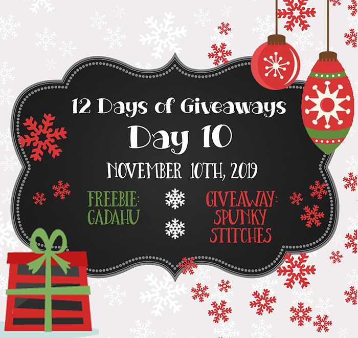 12 Days of Giveaways – Day 10