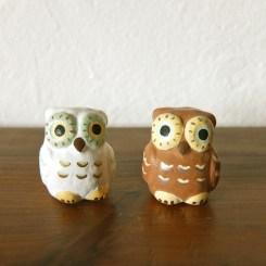 ふくろう土鈴 Claybell of Owl