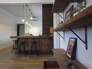 外人住宅のリノベーション