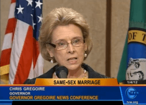 Governor Gregoire