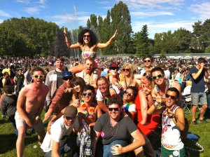 pride crew 2012