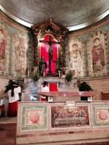 Beautiful altar