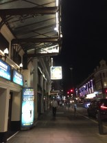 Les Miserables at Queens Theater