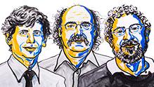 Nobel Fizik Ödülü Topoloji Çalışmaları İle 3 Bilim İnsanı Arasında Paylaşıldı