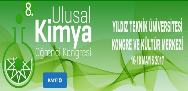 a7e6d 8.ulusal kimya c396c49frenci kongresi 16 18 mayc4b1sta yc4b1ldc4b1z teknik c39cniversitesinde yapc4b1lacak