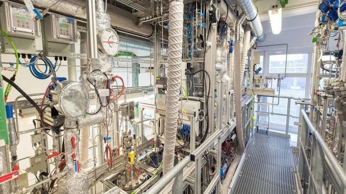 macbeth projesi yenilikci membran reaktorleri petrokimya alaninda devrim yaratmaya hazirlaniyor