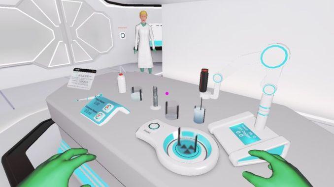 istinye universitesi sanal gerceklik laboratuvarlari ogrencilerin kullanimina acildi