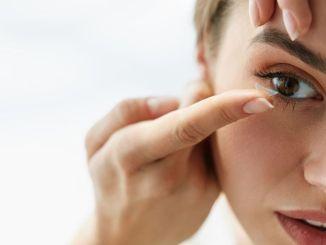kontakt lens kullaniminda duzenli muayene onemli