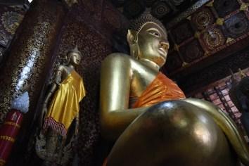 Buddhas at Wat Visoun