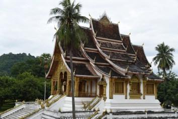 Luang Pranbang National Musuem - Side