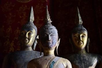 Buddhas - Wat Xieng Thong