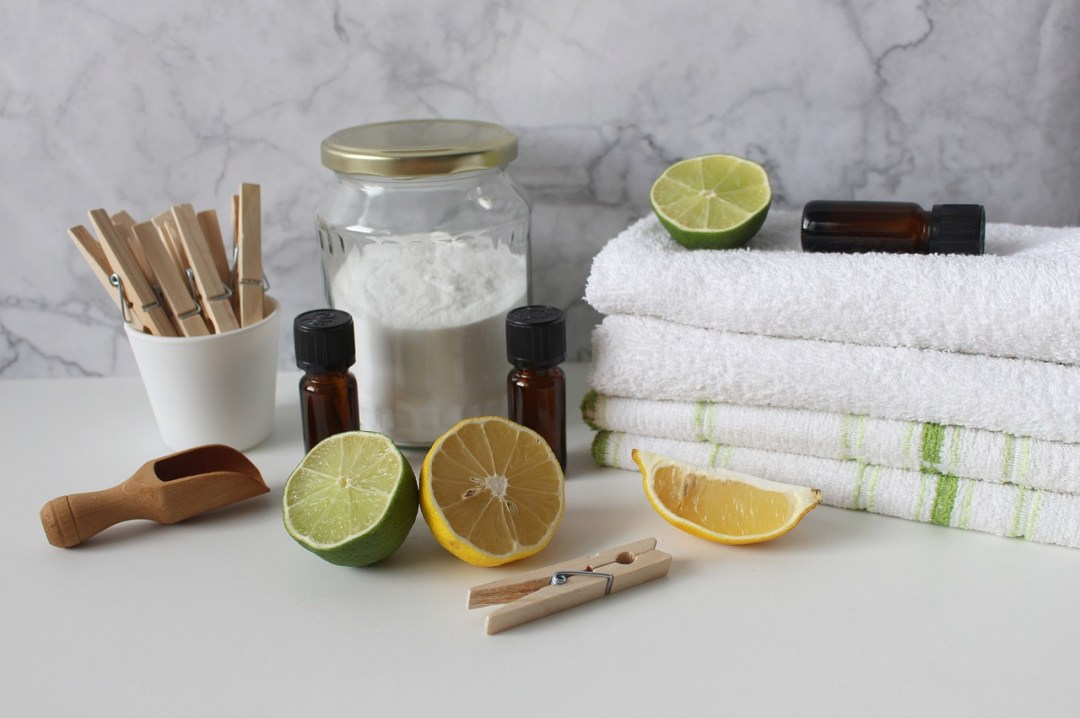 image of natural laundry products