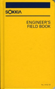 Engineer'sFieldBook