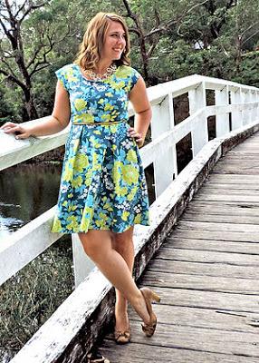 Dress sewing patterns Sunshine Coast