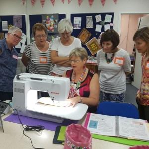 sewing mastery classes sunshine coast
