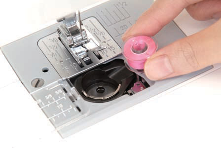 Sewing Machine bobbin cage basic sewing tips